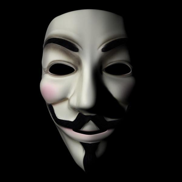 La máscara para la persona la sosa con la sal de los puntos negros