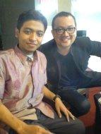 Me and Mr. Alvin